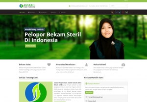 Assabil Holy Holistic - Pelopor Bekam Steril